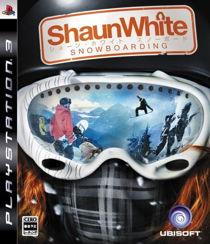 Image 1 for Shaun White Snowboarding