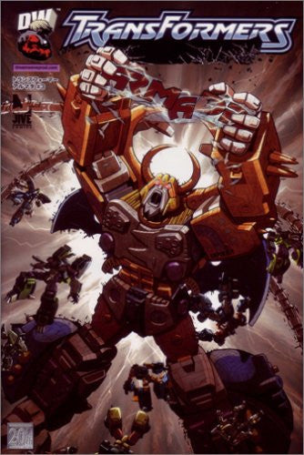 Image 1 for Transformers Armada #3 Illustration Art Book