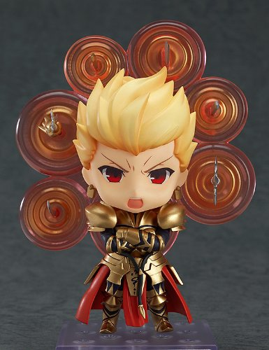 Image 2 for Fate/Stay Night - Gilgamesh - Nendoroid #410 (Good Smile Company)