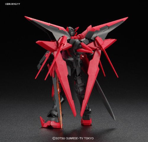 Image 2 for Gundam Build Fighters - PPGN-001 Gundam Exia Dark Matter - HGBF #013 - 1/144 (Bandai)