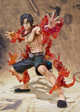 Thumbnail 2 for One Piece - Portgas D. Ace - Figuarts ZERO - Battle ver. (Bandai)