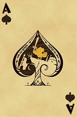 Image 2 for Final Fantasy - Chocobo Playing Cards