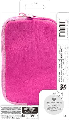 Image 2 for Palette Multi Soft Pouch for 3DS (Rose Pink)