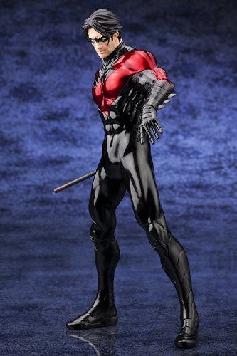 Image 2 for Justice League - Nightwing - DC Comics New 52 ARTFX+ - 1/10 (Atelier Bamboo, Kotobukiya)