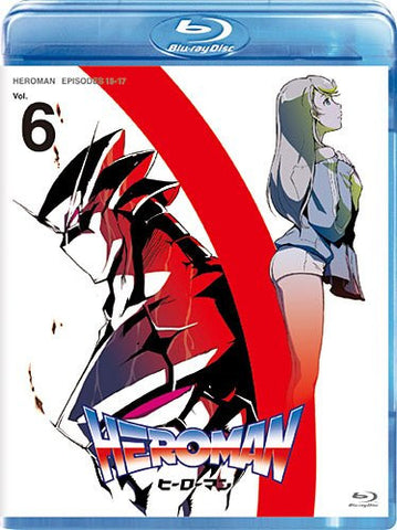 Image for Heroman Vol.6