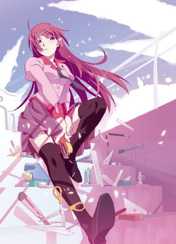 Image 2 for Bakemonogatari Vol.1 Hitagi Crab [Blu-ray+CD Limited Edition]