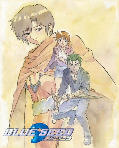 Image 1 for Blue Seed Blu-ray Box [6Blu-ray+2CD Limited Pressing]
