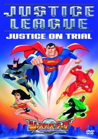 Image for Justice League Justice On Trial [Limited Pressing]