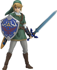 Zelda no Densetsu: Twilight Princess - Link - Figma #319 - Twilight Princess ver. (Max Factory)