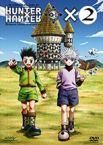 Image 1 for Hunter X Hunter - Greed Island Vol.2