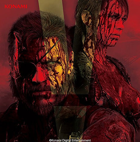 "Image for METAL GEAR SOLID V ORIGINAL SOUNDTRACK ""The Lost Tapes"" - Limited Edition"