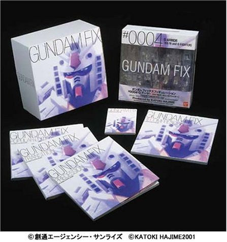 Image 1 for Gundam Fix Box W/Figure
