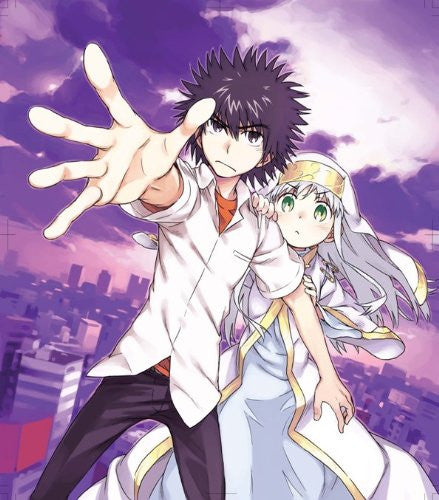 Image 1 for To Aru Majutsu No Index II Vol.1 [DVD+CD-ROM Limited Edition]