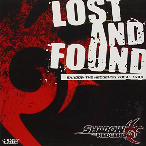 Image 1 for Lost and Found : Shadow the Hedgehog Vocal Trax