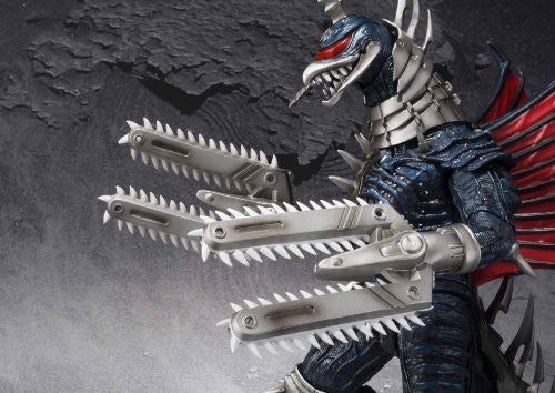 Image 9 for Gojira Final Wars - Gigan - S.H.MonsterArts - Final Wars ver. (Bandai)