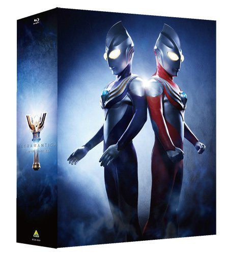 Image 3 for Ultraman Tiga Complete Blu-ray Box
