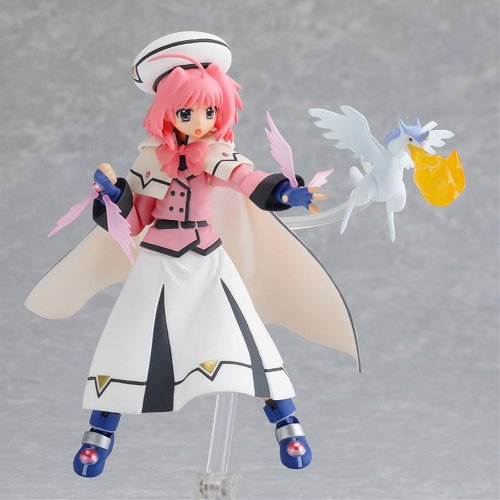 Image 3 for Mahou Shoujo Lyrical Nanoha StrikerS - Caro Ru Lushe - Figma #089 - Barrier Jacket ver. (Max Factory)