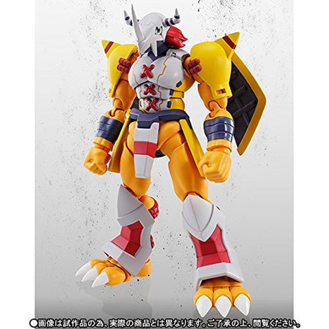 Image for Digimon Adventure Movie: Bokura no War Game! - WarGreymon - S.H.Figuarts