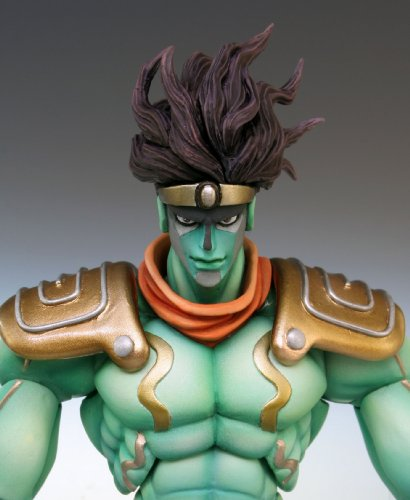 Image 2 for Jojo no Kimyou na Bouken - Stardust Crusaders - Star Platinum - Super Action Statue #1 (Medicos Entertainment)