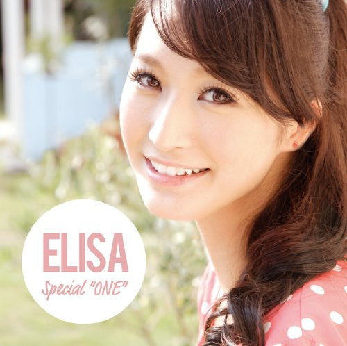 "Image 1 for Special ""ONE"" / ELISA [Limited Edition]"