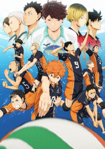 Image 1 for Haikyu Vol.6 [DVD+CD]