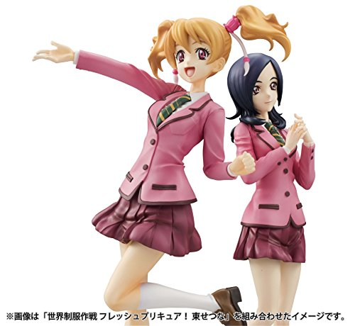 Image 7 for Fresh Pretty Cure - Momozono Love - Sekai Seifuku Sakusen - 1/10 (MegaHouse)