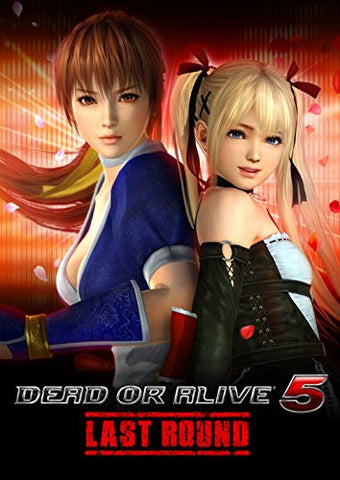 Image for Dead or Alive 5: Last Round