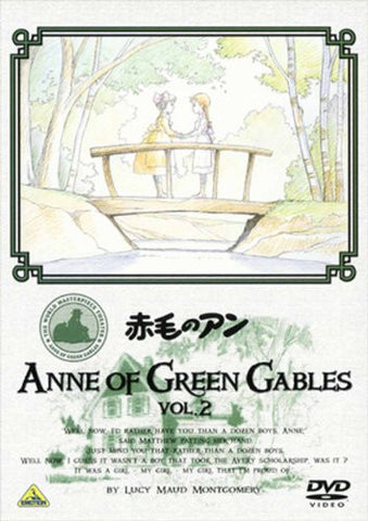 Image for Anne Of Green Gables Vol.2