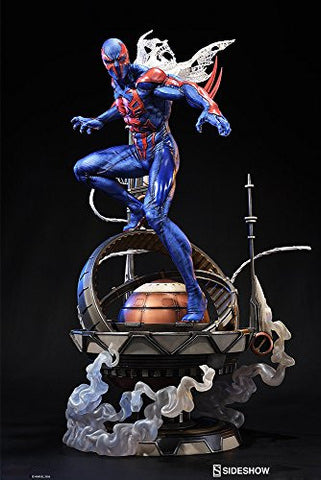 Image for Spider-Man - Spider-Man 2099 - Premium Masterline PMMV-01 - 1/4 (Prime 1 Studio, Sideshow Collectibles)