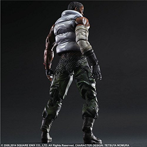 Image 5 for Final Fantasy VII: Advent Children - Barret Wallace - Play Arts Kai (Square Enix)