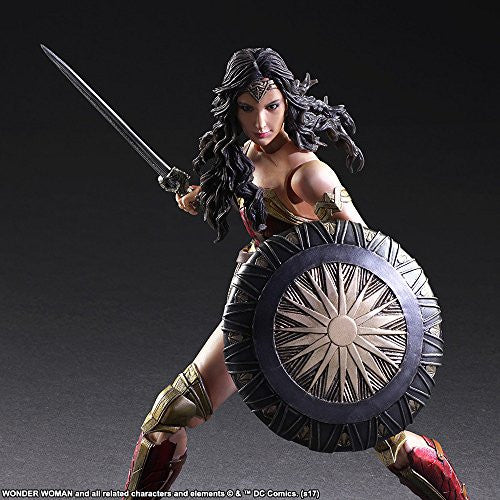 Image 4 for Wonder Woman - Play Arts Kai (Square Enix)