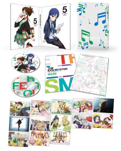 The Idolm@ster 5 [Blu-ray+CD Limited Edition]