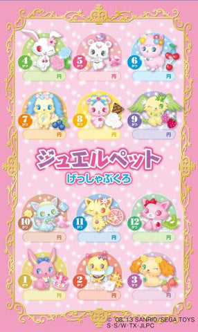 Image for Jewel Pet Japanese Character Book W/Extra
