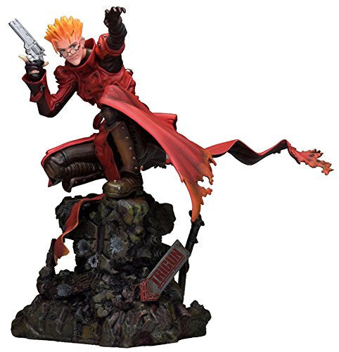 Image 1 for Trigun: Badlands Rumble - Vash the Stampede - 1/6 - Attack Ver. (Fullcock)