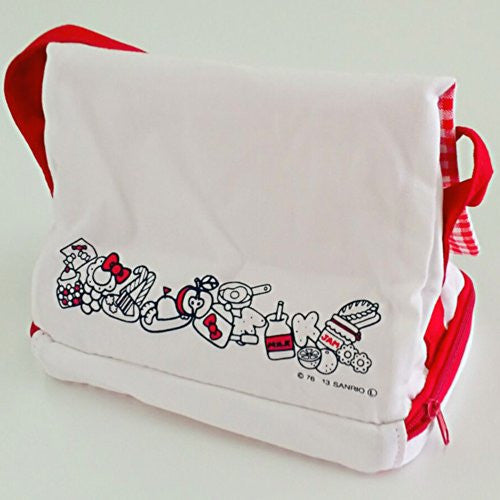 Image 3 for Hello Kitty Odekake Pouch for 3DS LL (Red)