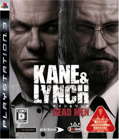 Image for Kane & Lynch: Dead Men