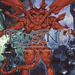 Image for BUSIN 0 Wizardry Alternative NEO Original Sound Track