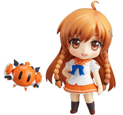 Image 1 for Culture Japan - Mirai Millennium - Suenaga Mirai - Nendoroid #271 (Good Smile Company)
