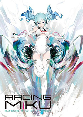 Image for GOOD SMILE Racing - Hatsune Miku - Wall Calendar - 2015 (Try-X)[Magazine]