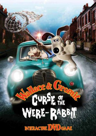 Image for Wallace & Gromit Curse of the were-Rabbit Interactive DVD Game