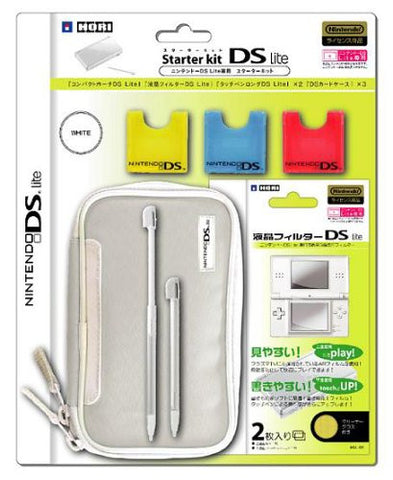 Image for Starter Kit DS Lite (white)
