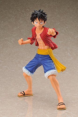 Image 2 for One Piece - Monkey D. Luffy - Gigantic Series - 1/4 (X-Plus)