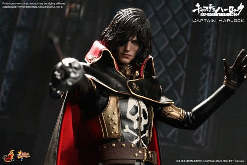 Image 5 for Space Pirate Captain Harlock - Captain Harlock - Torisan - Movie Masterpiece MMS222 - 1/6 (Hot Toys)