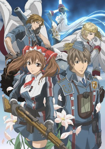 Image 1 for Valkyria Chronicles / Senjo No Valkyria Blu-ray Box [Limited Edition]