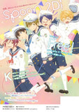 Thumbnail 2 for Bessatsu Spoon #46 2 Di K Free Japanese Anime Magazine W/K & Free Poster