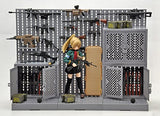 Thumbnail 5 for 1inch - Little Armory LD002 - Gun Rack A - 1/12 (Tomytec)