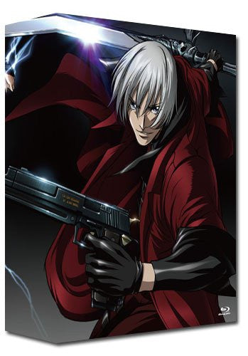 Image 1 for Devil May Cry Blu-ray Disc Box