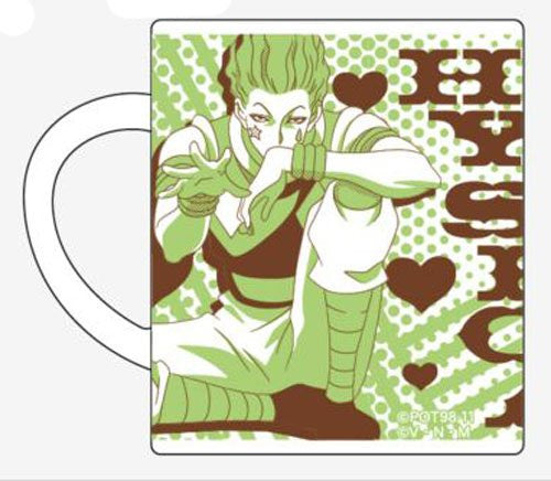 Image 1 for Hunter x Hunter - Hisoka - Mug (Ute)