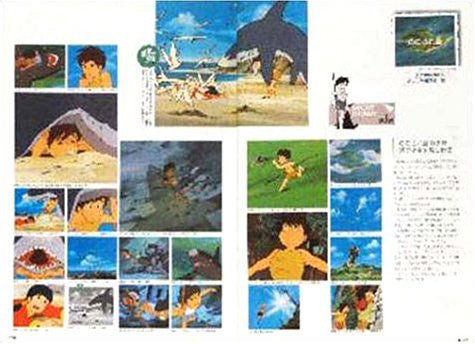 Image 7 for Future Boy Conan Special Edition Book Complete Set W/Cd+Film