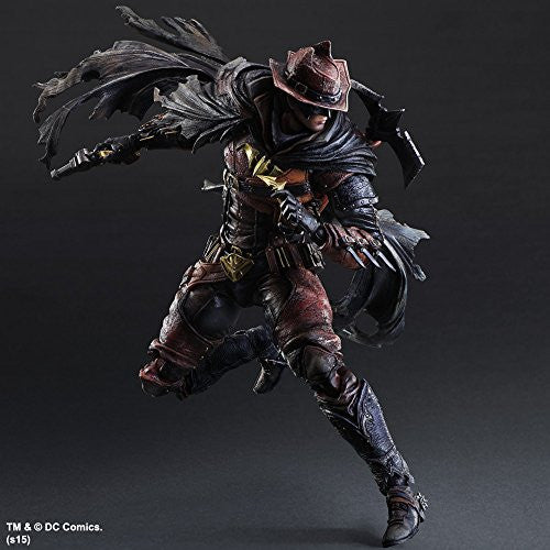 Image 5 for DC Universe - Batman - Play Arts Kai - Variant Play Arts Kai - Timeless - Wild West (Square Enix)